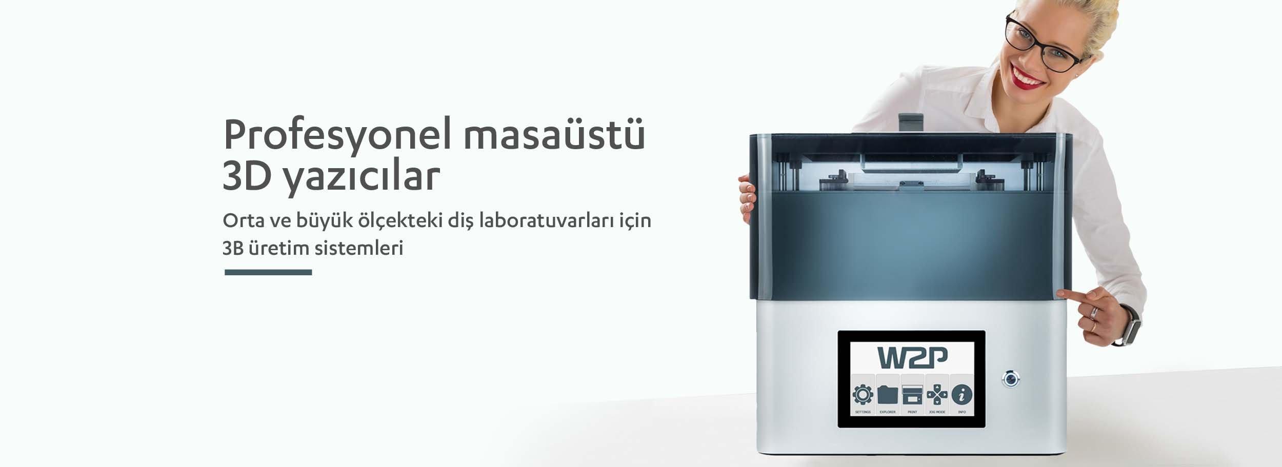 Labaratuvar Tipi 3D Printer
