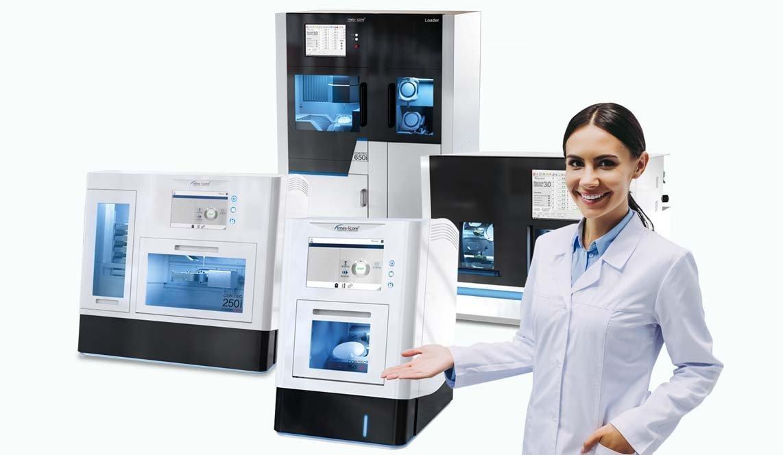 Laboratuvar Tipi 3D Üretim Sistemleri