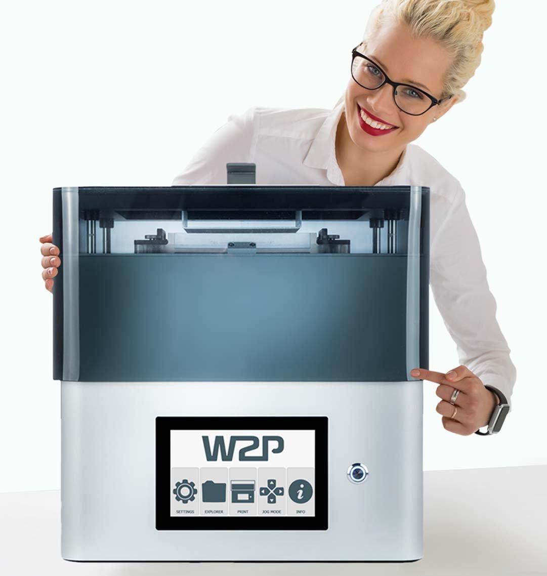 Laboratuvar Tipi 3D Printer
