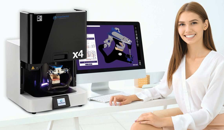 Labaratuvar Tipi 3D Masa Üstü Tarayıcılar