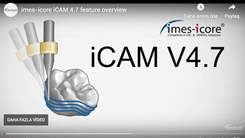 iCAM V4.7 video